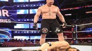 WWE Survivor Series 2018 Results: RAW Brand Defeats Smack Down, Brock Lesnar Emerges Victorious Against Daniel Bryan - Video Highlights