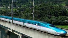 चीन ने भारत सीमा के पास, तिब्बत में पहली बुलेट ट्रेन सेवा शुरू की
