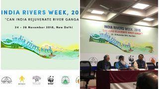 'Can India Rejuvenate Ganga' में बोले पर्यावरणविद, बांध-बैराज गंगा नदी के प्रवाह को बाधित कर रहे हैं