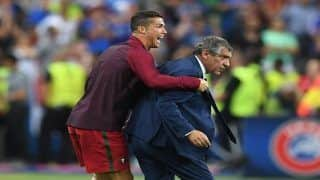 Cristiano Ronaldo Still part of Team, Insists Portugal Coach Fernando Santos After Omitting Him From the Nations League Squad