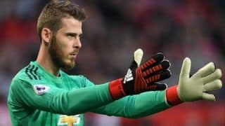Manchester United Extends Goalkeeper De Gea's Contract