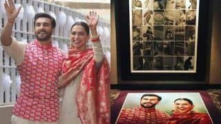 Deepika Padukone And Ranveer Singh Get Special Surprise at Dinner Party Hosted by Ritika Bhavnani