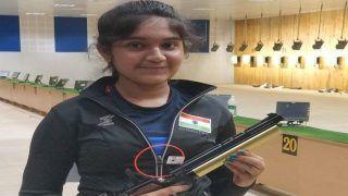 Telangana Teenager Esha Singh Pips Big Names Manu Bhaker, Heena Sidhu in 62nd National Shooting Championships