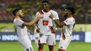 Indian Super League (ISL) 2018-19: FC Goa Solidifies Play-Off Spot With 3-0 Victory Against ATK