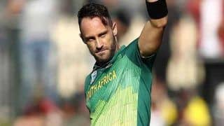ICC Cricket World Cup 2019: Very Relieved, Says Faf du Plessis After First Win in Tournament