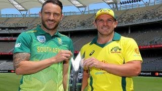 Australia vs South Africa Live Cricket Streaming: When And Where to Watch AUS vs SA 3rd ODI ODI Match Online on SonyLiv And Jio TV, TV Coverage on Sony Six, IST, Probable XI