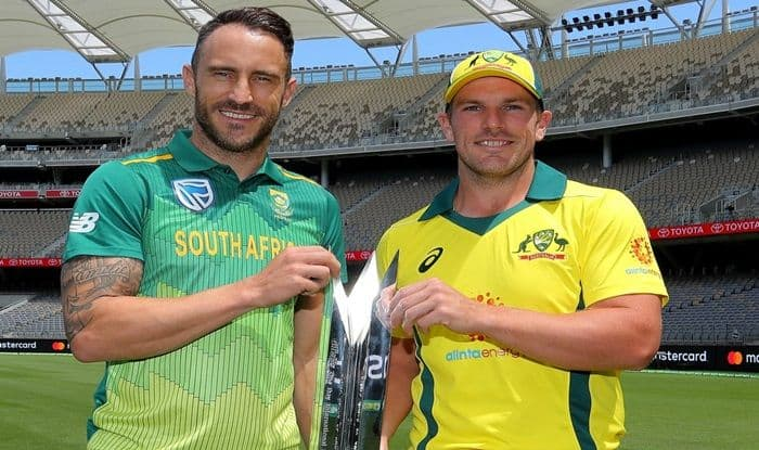 Australia Vs South Africa Live Cricket Streaming When And Where To Watch Aus Vs Sa St Odi Match Online On Sonyliv And Jio Tv Tv Coverage On Sony Six