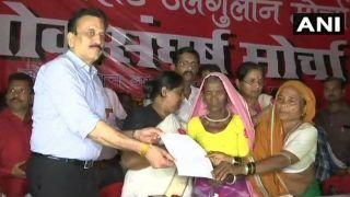 Mumbai: Lok Sangarsh Morcha Calls Off Protest After Devendra Fadnavis Government's Written Assurance on Their Demands