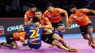 Pro Kabaddi League 2018: UP Yoddha Enters Playoffs; Patna Ousted