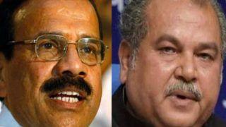 Late Ananth Kumar's Portfolios Allocated to Narendra Singh Tomar And Sadananda Gowda