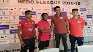 I League 2018-19 Indian Arrows vs Shillong Lajong Live Streaming, Preview, Timing IST,  When And Where to Watch Online