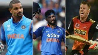 Indian Premier League 2019 Player Transfers: Full List of Retained, Released Players, Complete Squads Ahead of lPL 2019 Player Auction - All You Need to Know