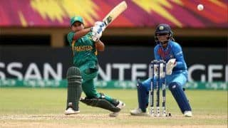 महिला टी-20 विश्वकप: पाकिस्तान ने भारत को दिया 134 रन का लक्ष्य, बिस्माह-निदा का अर्धशतक
