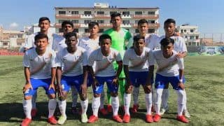 SAFF U-15 Championships: India Beat Hosts Nepal 1-0 to Settle For Bronze in Football