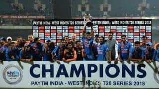 India vs West Indies 3rd T20I at Chepauk: Shikhar Dhawan, Rishabh Pant Star as India Beat Windies By Six Wickets to Complete Series Whitewash