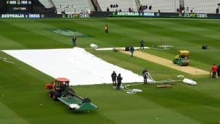 India vs Australia 2nd T20I, Highlights: Play Abandoned at MCG After Persistent Rain, Australia Lead Series 1-0 vs India