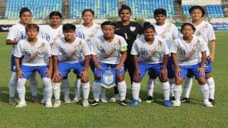 Indian Women's Football Team Enters Second Round of AFC Olympic Qualifiers For First Time