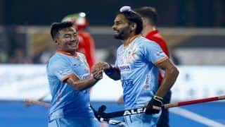 India vs South Africa Hockey World Cup 2018: India Nets 'Fabulous' Five to Outclass South Africa in Opener at Kalinga Stadium
