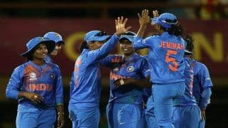 Team India Name Women's Squad For ODI Series Against England