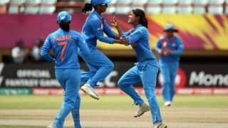 Gritty India Eyes Semi Finals Berth in Women's World T20 Ahead of Ireland Fixture