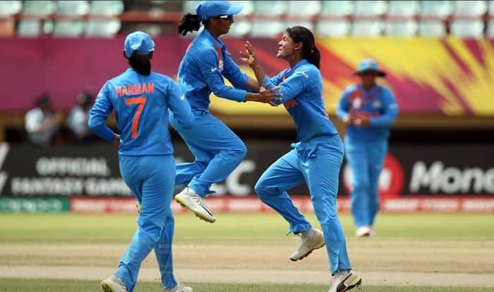 Image result for Indian women team eyes World T20 semi-finals