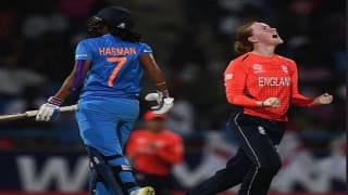 India Women vs England Women, ICC Women's World T20 2018 Semifinal: Clinical England Defeats India by Eight Wickets, Books Finals Berth