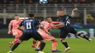 After Impressing Against Barcelona, Inter Milan Thrashed 4-1 by Atlanta in Serie A