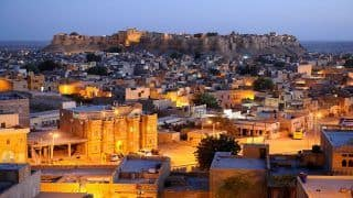 Golden City of Jaisalmer is a Must Visit in Winter