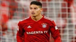 Bayern Munich Suffers Major Injury Blow, James Rodriguez Set to be Sidelined