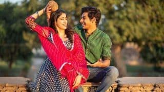 Ishaan Khatter Leads Fans to Believe he is Dating Janhvi Kapoor by Posting Her Picture on Instagram