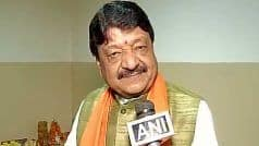 Kailash Vijayvargiya Compares CAA to Krishna, Opposition to Kamsa