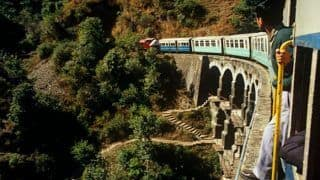 Get a Full View of The Landscape in Newly Converted Coach of The Kalka-Shimla Train