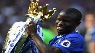 N'Golo Kante Signs New Five-Year Contract With Chelsea