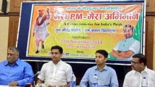 पीएम मोदी को 'ISI एजेंट' कहने वाले कपिल मिश्रा करेंगे 'पश्चाताप', चलाएंगे 'माई पीएम, माई प्राइड' अभियान