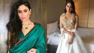Saif Ali Khan And Amrita Singh's Daughter Sara Ali Khan Wants to Imbibe Kareena Kapoor's Professionalism