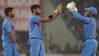 India vs West Indies 2nd T20I: Rohit Sharma Impressed With Young Khaleel Ahmed, Says Speedster Himself Wanted to Bowl With New Ball