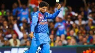 ICC T20I Rankings: Kuldeep Yadav, Shikhar Dhawan Make Significant Gains in Latest Rankings, Virat Kohli-Led Team India is At Second Spot Behind Pakistan in T20I Team Rankings