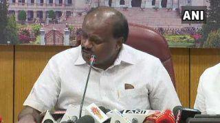 कर्नाटक में उपचुनाव की जीत के बाद बोले कुमारस्वामी, महागठबंधन का नेतृत्व करे कांग्रेस
