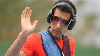 National Shooting Championship: Manavjit Singh Sandhu-Rajeshwari Kumari Win Mixed Team Trap Title in Shooting