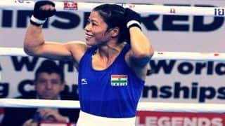 Women's World Boxing Championships: MC Mary Kom Thumps Kim Hyang Mi to Assure Herself a Silver Medal, Enters Final of Women's 48g Event
