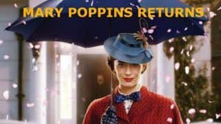 Mary Poppins Set to Make Comeback After 54 Years, Disney to Release Mary Poppins Returns in India in January