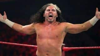 WWE Superstar Matt Hardy to Visit India Next Week