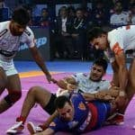 Pro Kabaddi League 2018: Ravinder Pahal Inspires Dabang Delhi K.C. to End Their Losing Streak, Beat Haryana Steelers 39-33