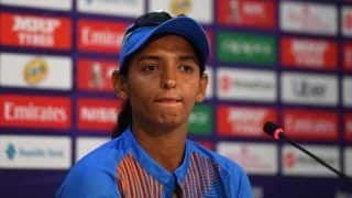 Harmanpreet Kaur Becomes First Indian Cricketer to Play 100 T20Is