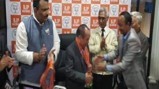 Mizoram Assembly Election 2018: Speaker Hiphei Quits Congress, Joins BJP
