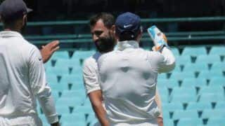Shami Credits Management For Helping Him Rediscover Confidence