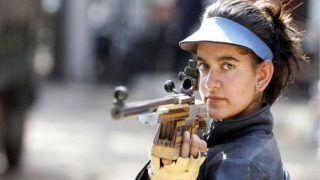 Anjum Moudgil Wins Women's 10m Air Rifle Competition, Four Gold For Mehuli