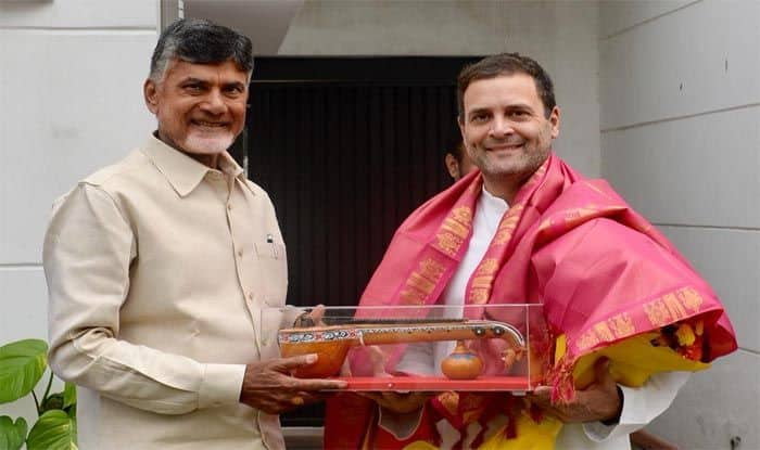 Congress Rules Out Alliance With TDP in Andhra Pradesh For Lok Sabha, Assembly Elections