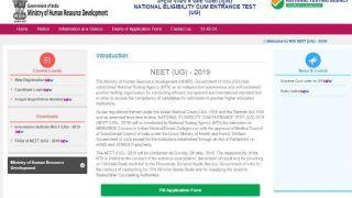 NEET Result 2019: राजस्थान के नलिन खंडेलवाल बने टॉपर, दिल्ली के भाविक दूसरे व यूपी के अक्षत तीसरे नंबर पर