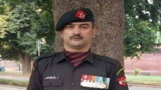 Jammu And Kashmir: 1 Cop Martyred in Encounter Between Security Forces And Terrorists in Shopian District; 6 Militants Killed